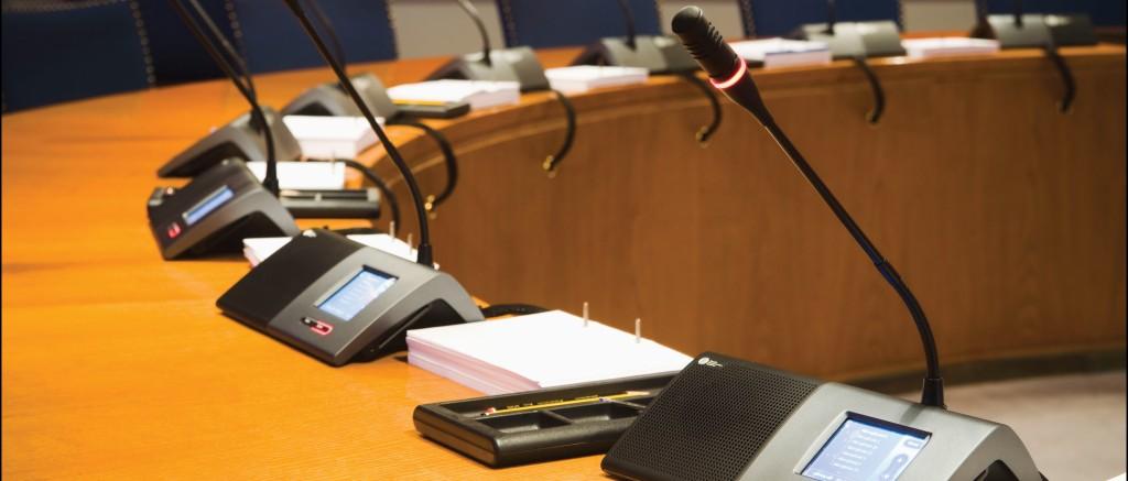 Konferans Seslendirme Sistemleri